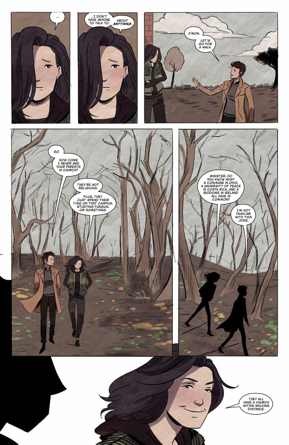 GhostedInLA_v3_SC_PRESS_10 ComicList Previews: GHOSTED IN L.A. VOLUME 3 TP