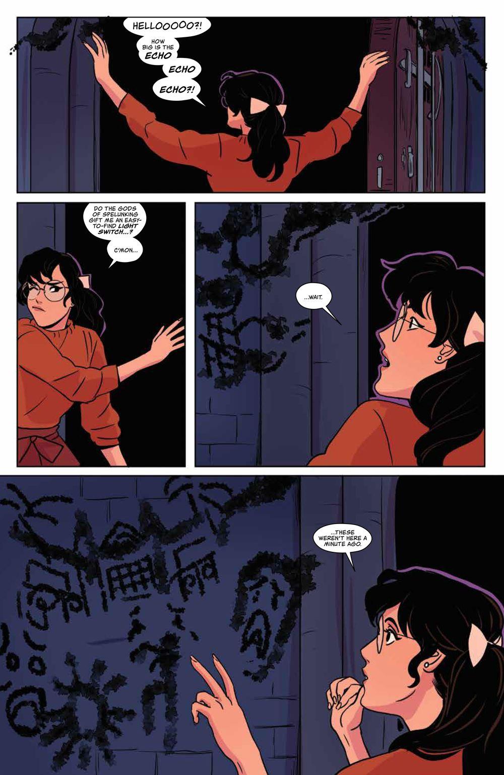 GhostedInLA_v3_SC_PRESS_19 ComicList Previews: GHOSTED IN L.A. VOLUME 3 TP