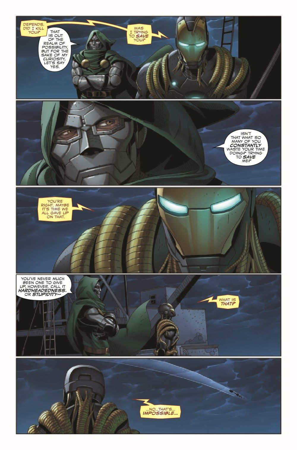 IMKIB2020001_Preview-6 ComicList Previews: KING IN BLACK IRON MAN DOCTOR DOOM #1