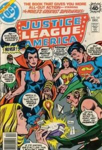 Justice-League-of-America-161-204x300 Hawkman #4, Zatanna Debut: Artist Murphy Anderson