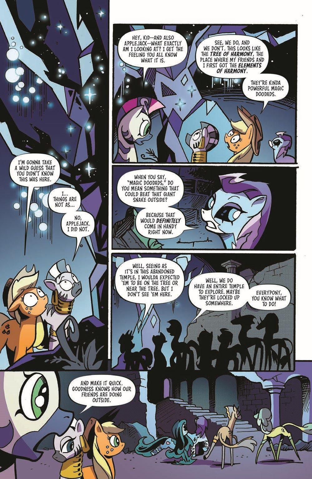 MLP92-pr-6 ComicList Previews: MY LITTLE PONY FRIENDSHIP IS MAGIC #92