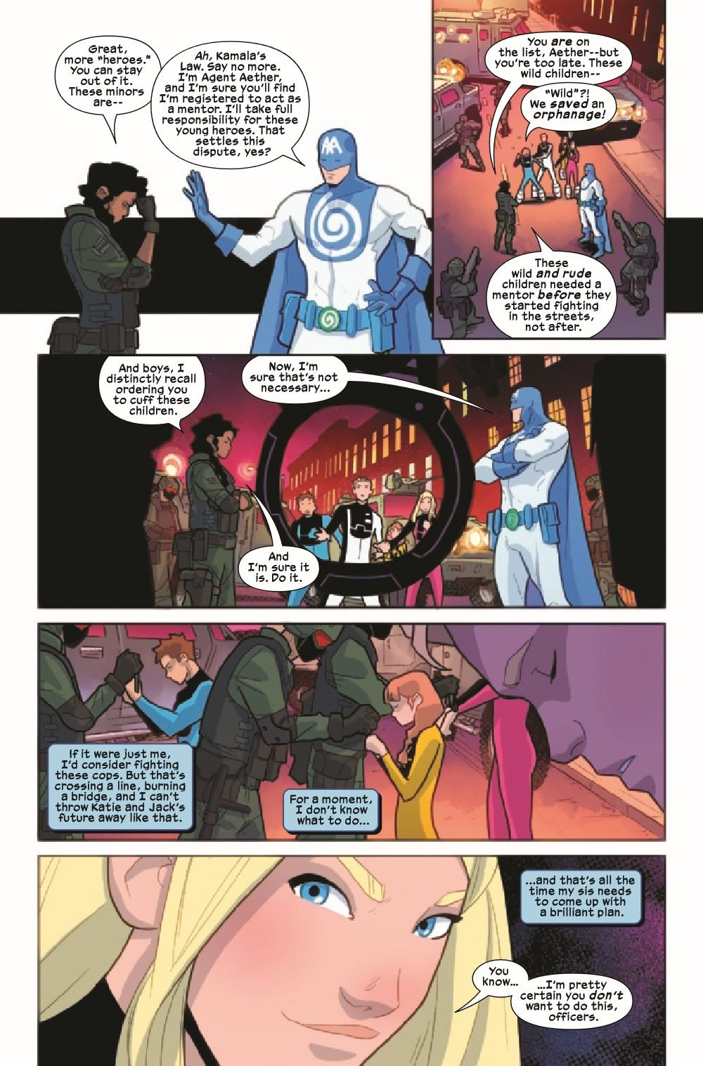 PWRPAC2020002_Preview-4 ComicList Previews: POWER PACK #2 (OF 5)