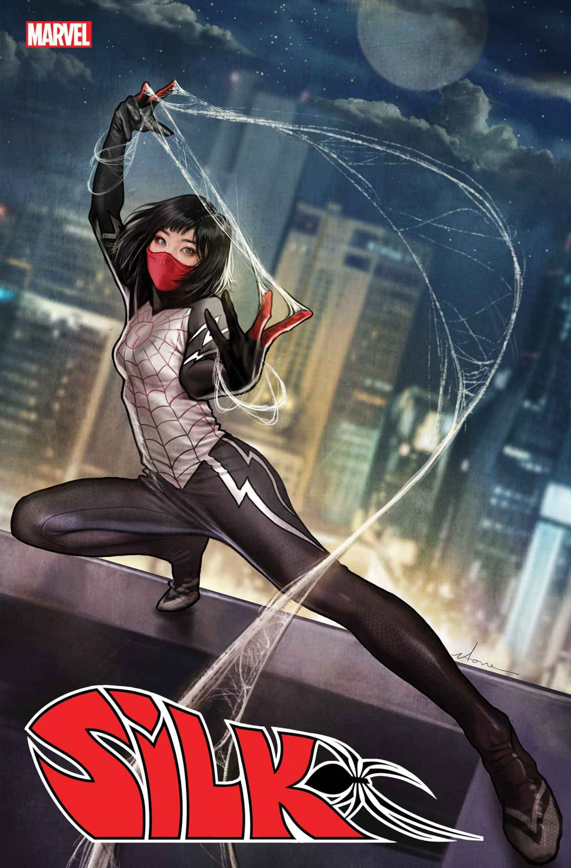 SILK2021001_cover-1 Marvel Comics March 2021 Solicitations