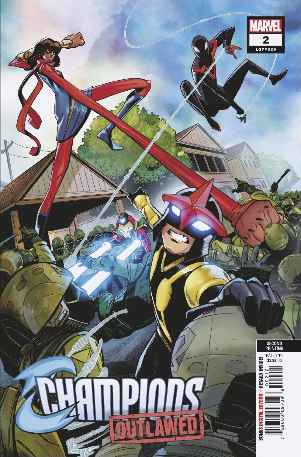 STL178673 ComicList: Marvel Comics New Releases for 12/30/2020
