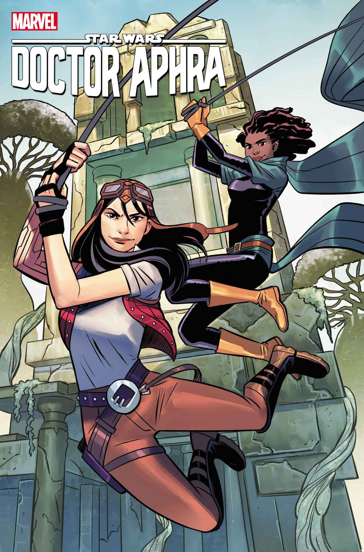 STWAPHRA2020008_BUSTOS Marvel Comics March 2021 Solicitations