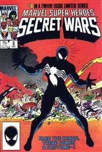 Secret-Wars-8-1-201x300 Hottest Comics: Movers and Shakers 2/25