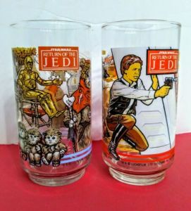 Star-Wars-Collector-Glasses-271x300 Memorable Star Wars Promotions:  Where Did You Eat?