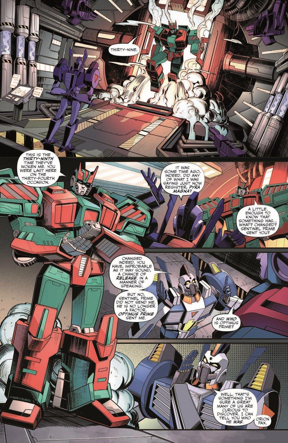 TF26-pr-5 ComicList Previews: TRANSFORMERS #26