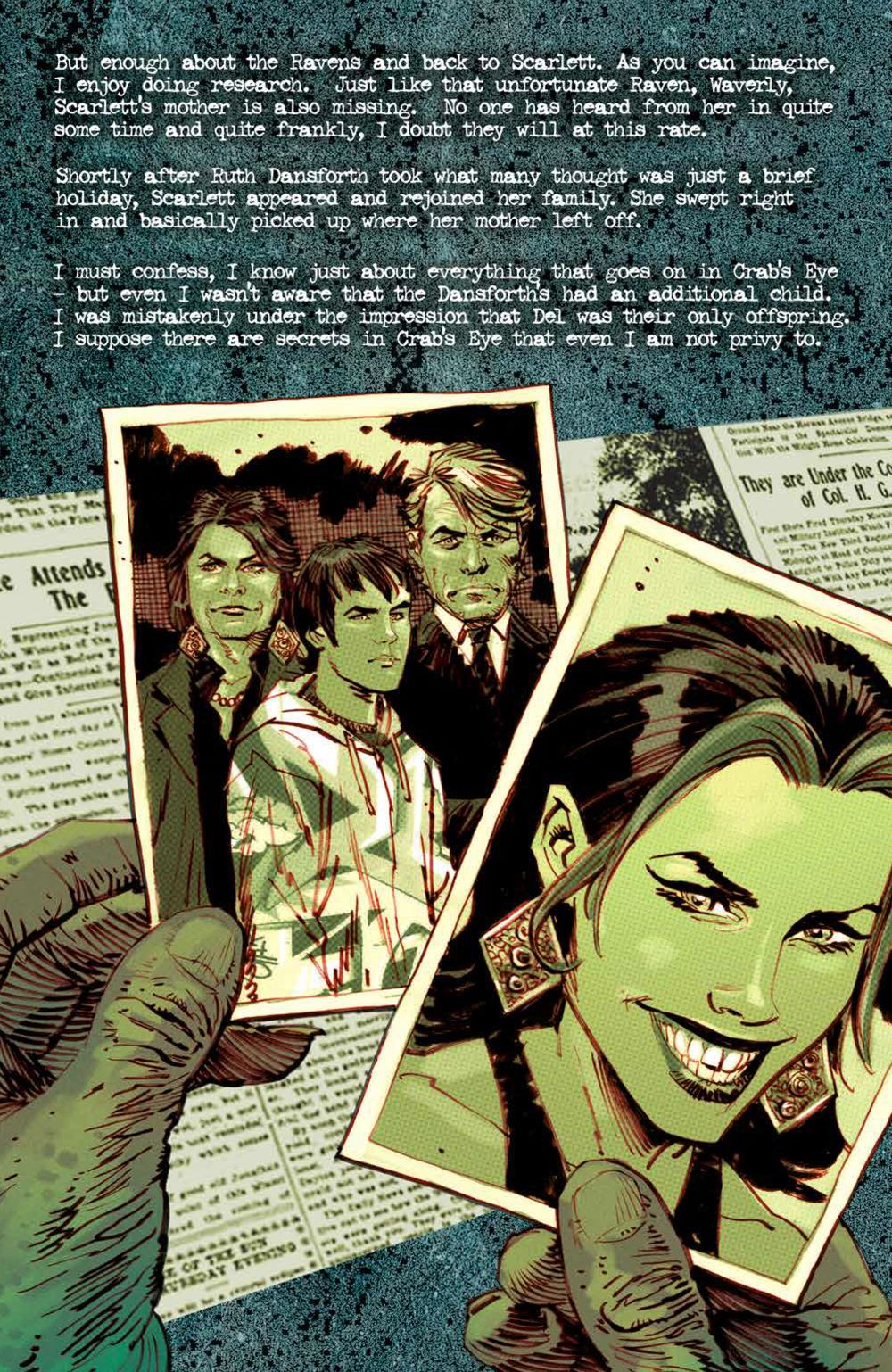 UnkindnessRavens_004_PRESS_6 ComicList Previews: AN UNKINDNESS OF RAVENS #4 (OF 4)
