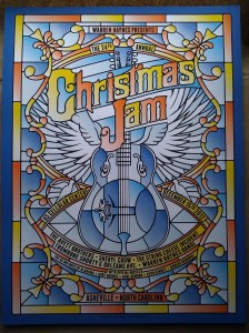 WARREN-2-224x300 All-Star Christmas Concert Posters Over the Years