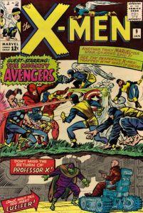 X-Men-9-201x300 Avengers Versus X-Men: Stock Up on Keys Now