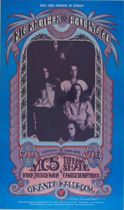 gg2-177x300 The Grande Ballroom Posters - The Psychedelic Era Outside of San Francisco