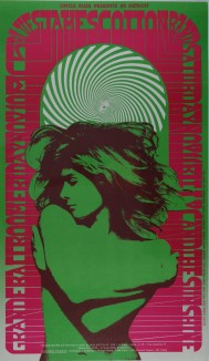 gg4-174x300 The Grande Ballroom Posters - The Psychedelic Era Outside of San Francisco
