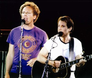 simon-and-garfunkel-onstage-300x255 Simon and Garfunkel: Concert in Central Park Poster