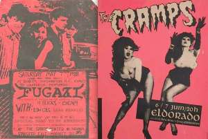 009fugazicramps-300x201 The Loud and Fast Flyers of Punk Rock