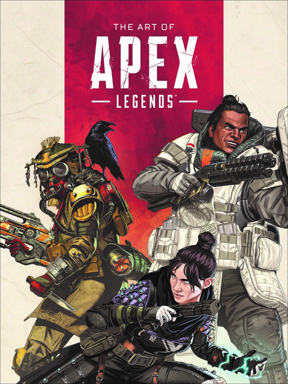 AOAPEXL_CVR_4x6_SOL Dark Horse Comics April 2021 Solicitations