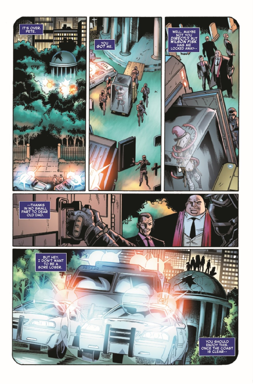 ASM2018057_Preview-3 ComicList Previews: THE AMAZING SPIDER-MAN #57