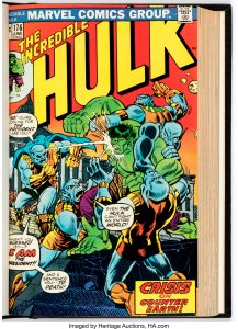 Adam-Warlock-bound-set-217x300 Silver Age Bound Comics: Grails Disguised as Library Books