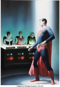 Alex-Ross-Overstreet-Comic-Book-Price-Guide-29-207x300 Alex Ross Painted Covers: Museum-Quality Fine Art