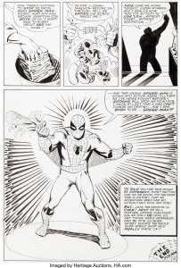 Amazing-Spider-Man-18-Page-22-from-1964-203x300 McFarlane Spider-Man Surpasses Ditko: What Does It Mean?