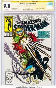 Amazing-Spider-Man-298-1st-Todd-McFarlane-on-ASM-190x300 Incredible Hulk #340 vs. Amazing Spider-Man #316