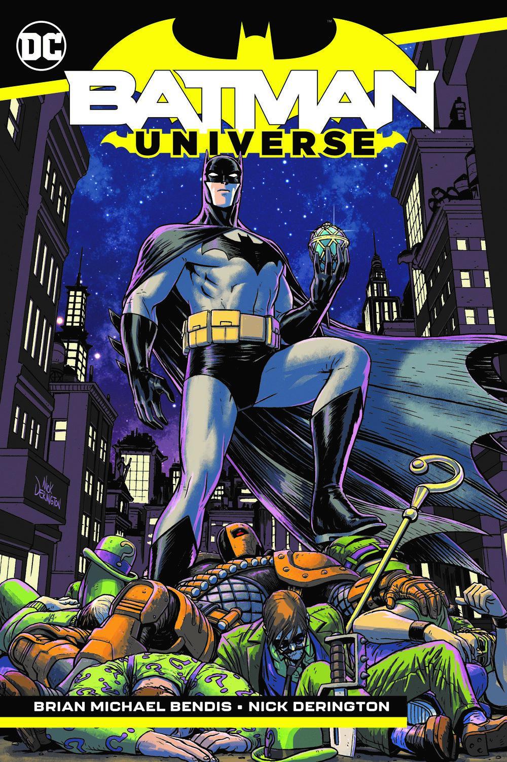 BM-UNIVERSE-TP DC Comics April 2021 Solicitations