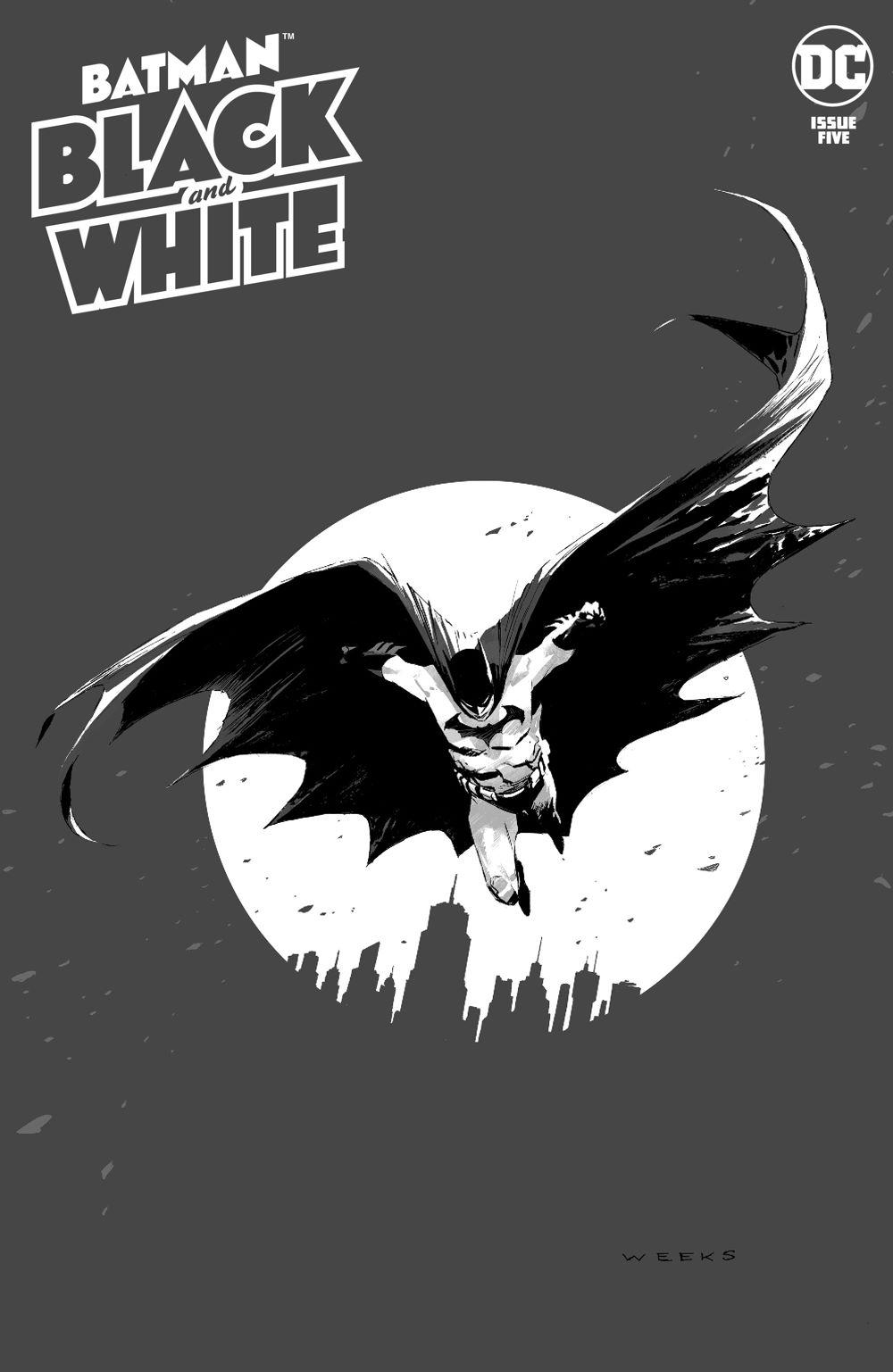 BM_BandW_Cv5 DC Comics April 2021 Solicitations