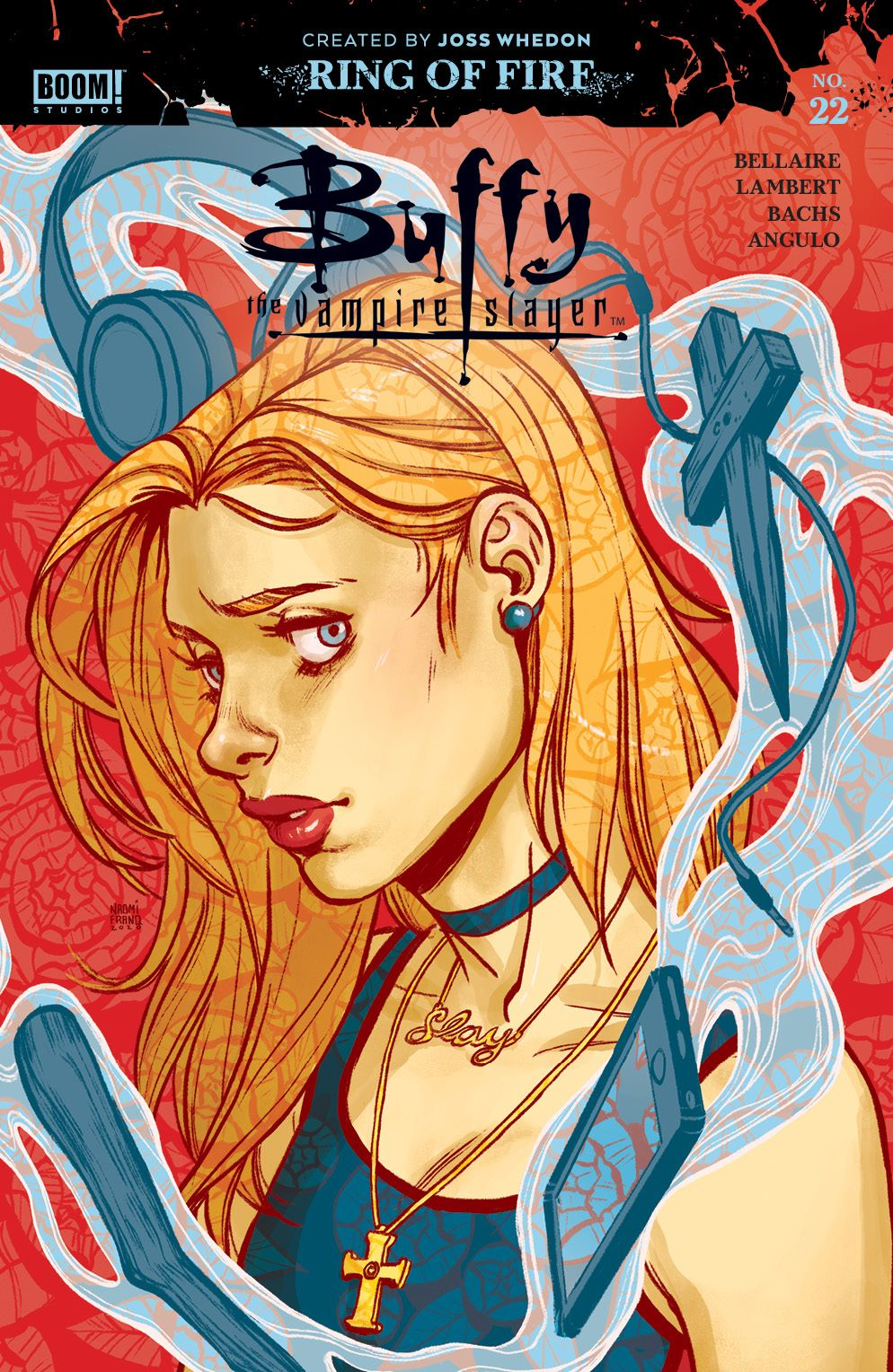 Buffy_022_Cover_B_Multiverse_001 ComicList: BOOM! Studios New Releases for 02/03/2021