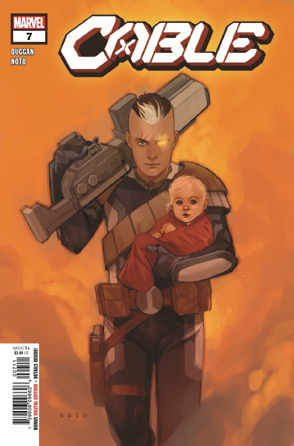 CABLE2020007_Preview-1 ComicList Previews: CABLE #7