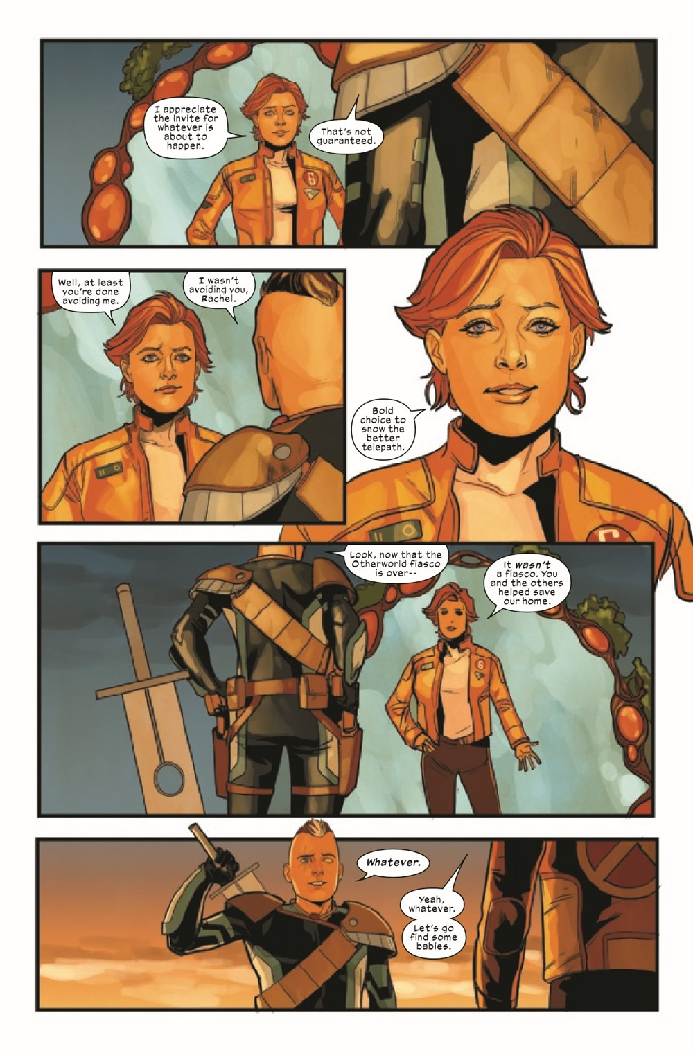 CABLE2020007_Preview-3 ComicList Previews: CABLE #7