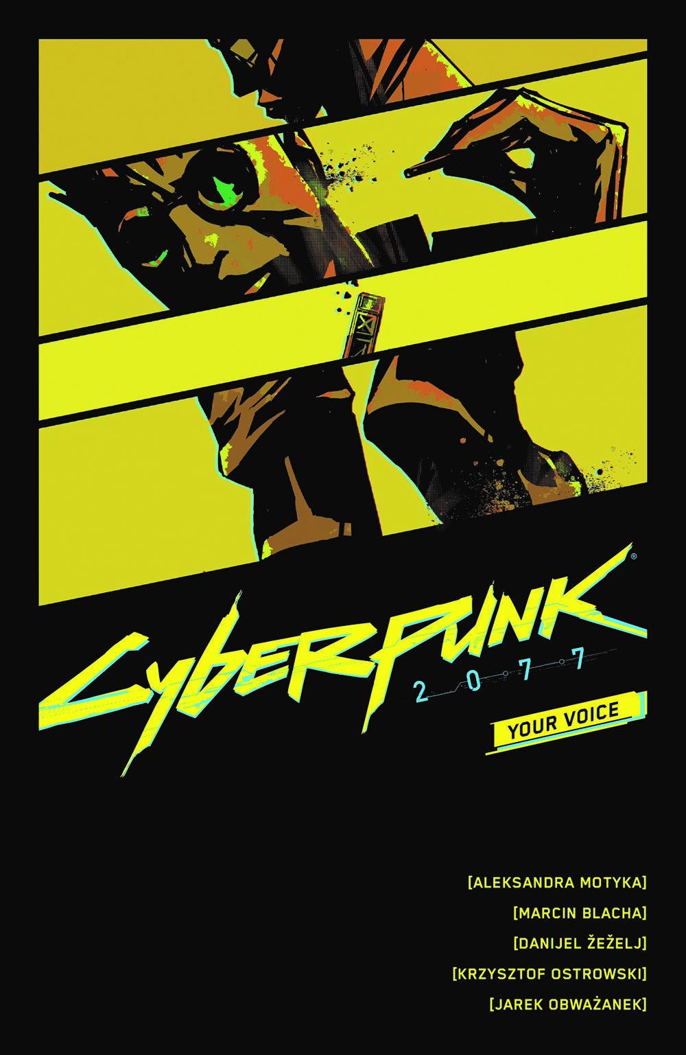 CP2077YV_CVR_4x6_SOL Dark Horse Comics April 2021 Solicitations