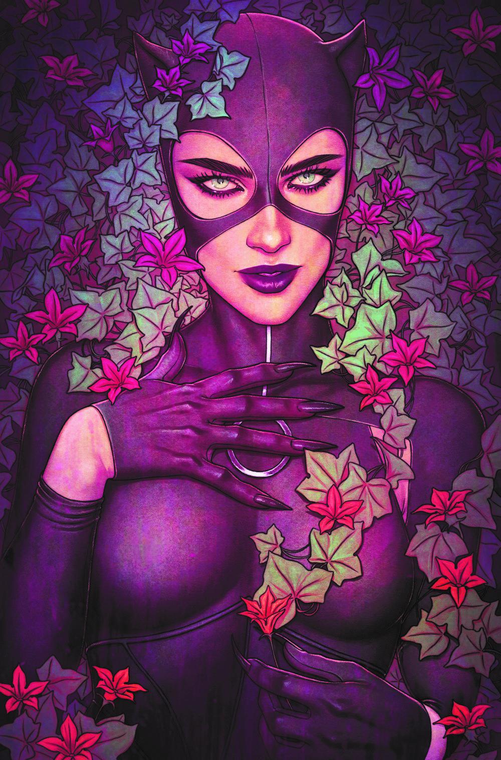 CW-30-variant-Frison DC Comics April 2021 Solicitations
