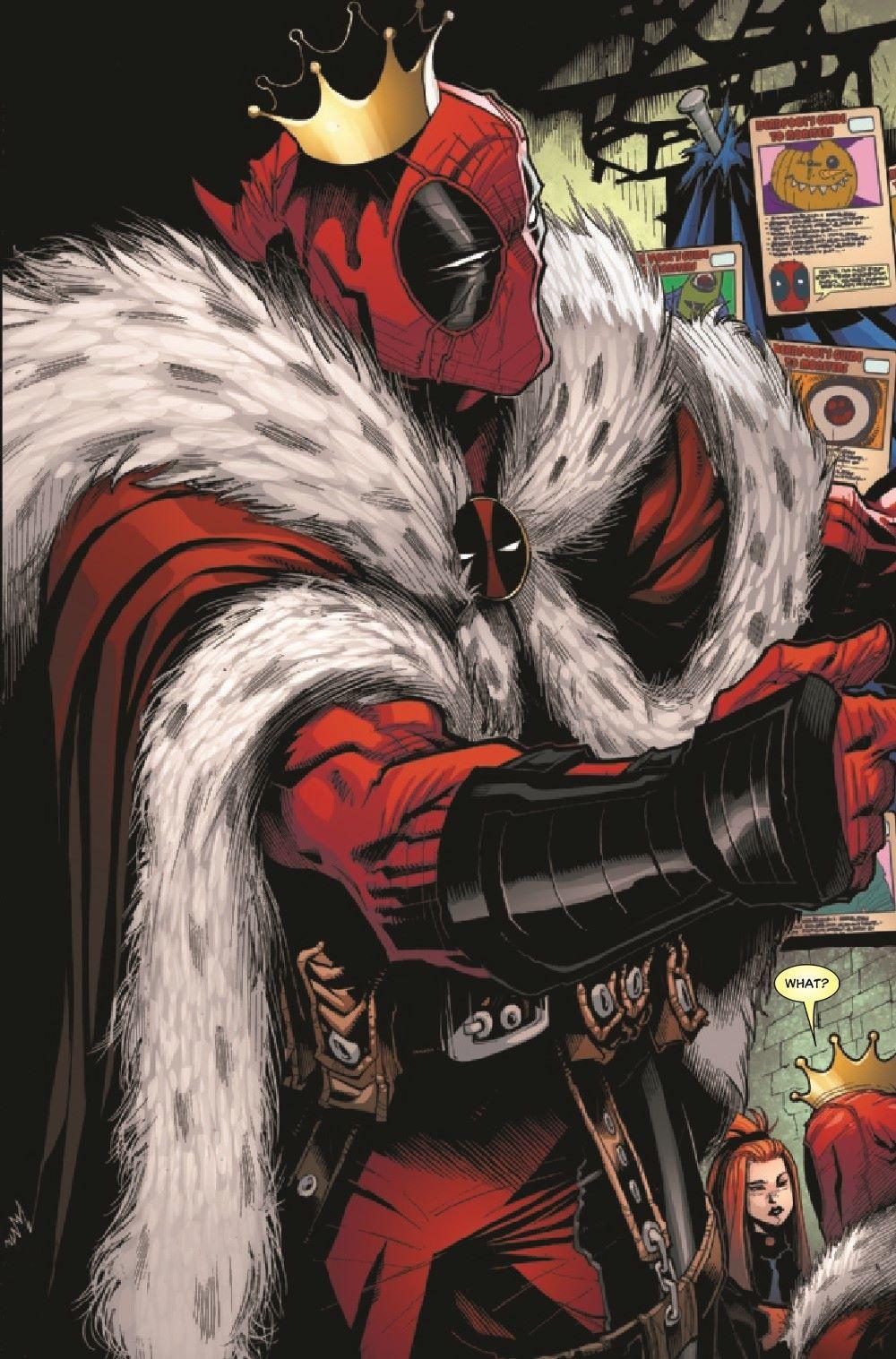 DPOOL2019010_Preview-6 ComicList Previews: DEADPOOL #10