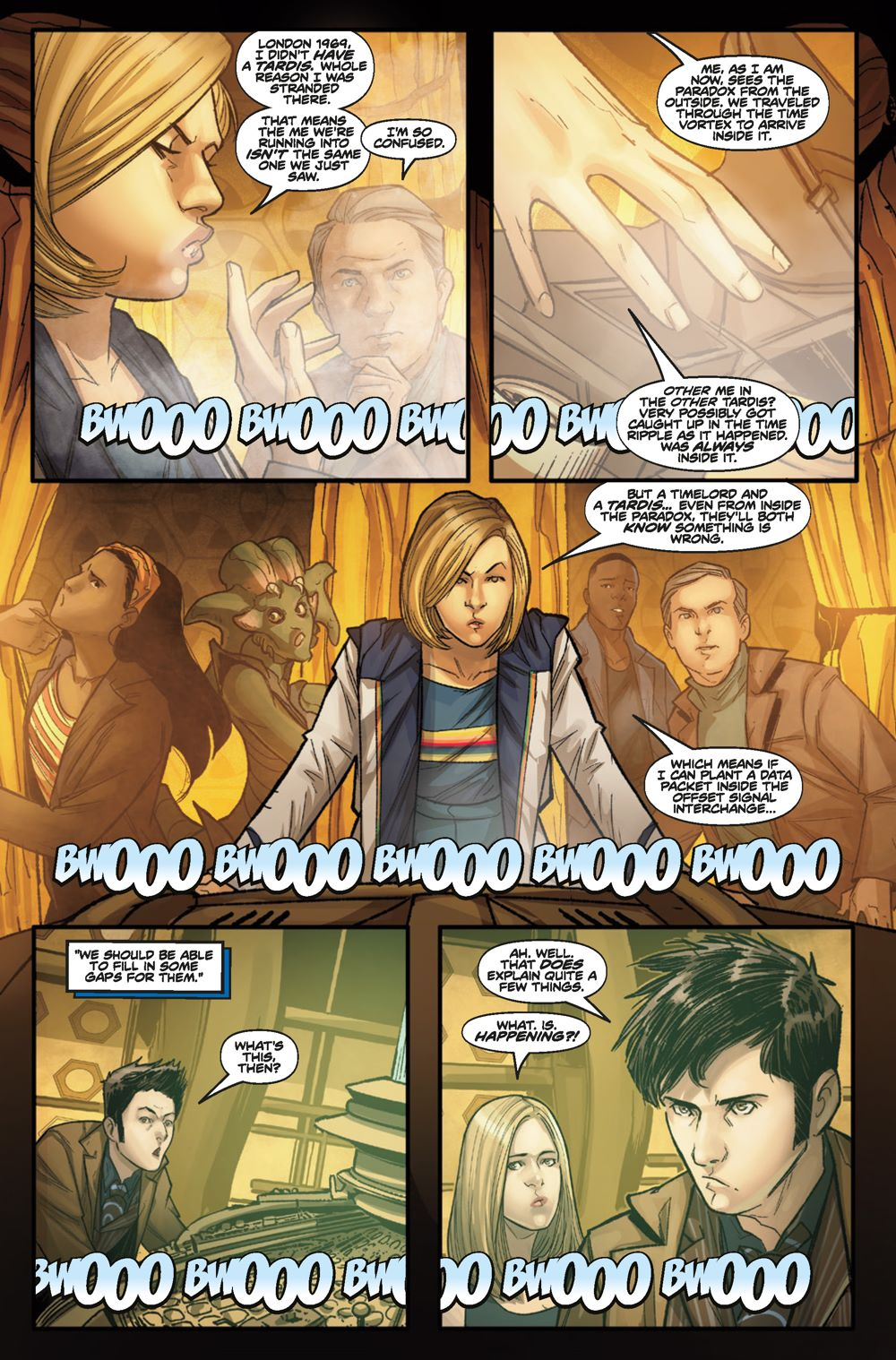 DW_3_02-32_INTERIORS_v3al_Page_2 ComicList Previews: DOCTOR WHO COMICS #3