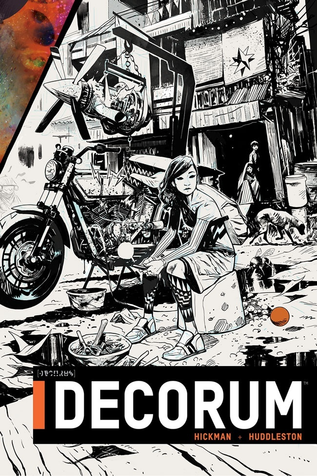 Decorum_hc_web Image Comics April 2021 Solicitations