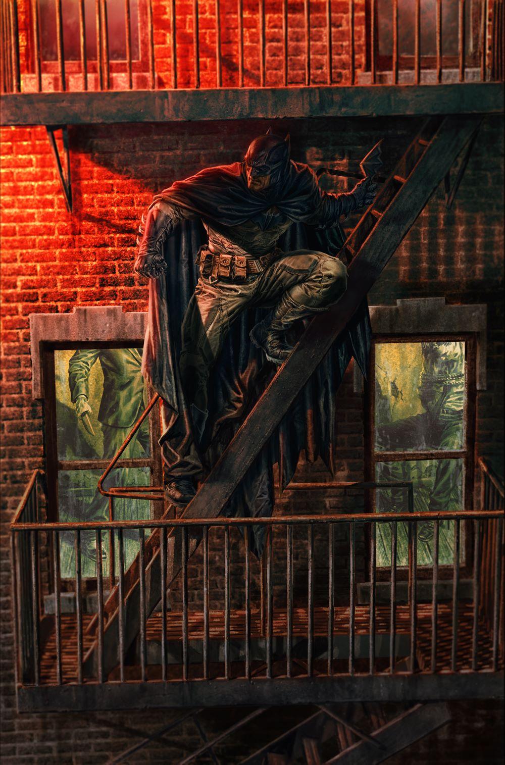 Detective-Comics-1035-Variant-Cover DC Comics April 2021 Solicitations
