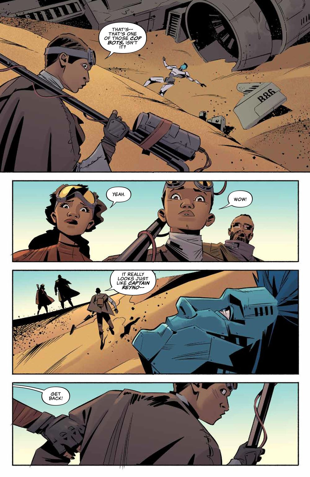 Firefly_025_PRESS_5 ComicList Previews: FIREFLY #25