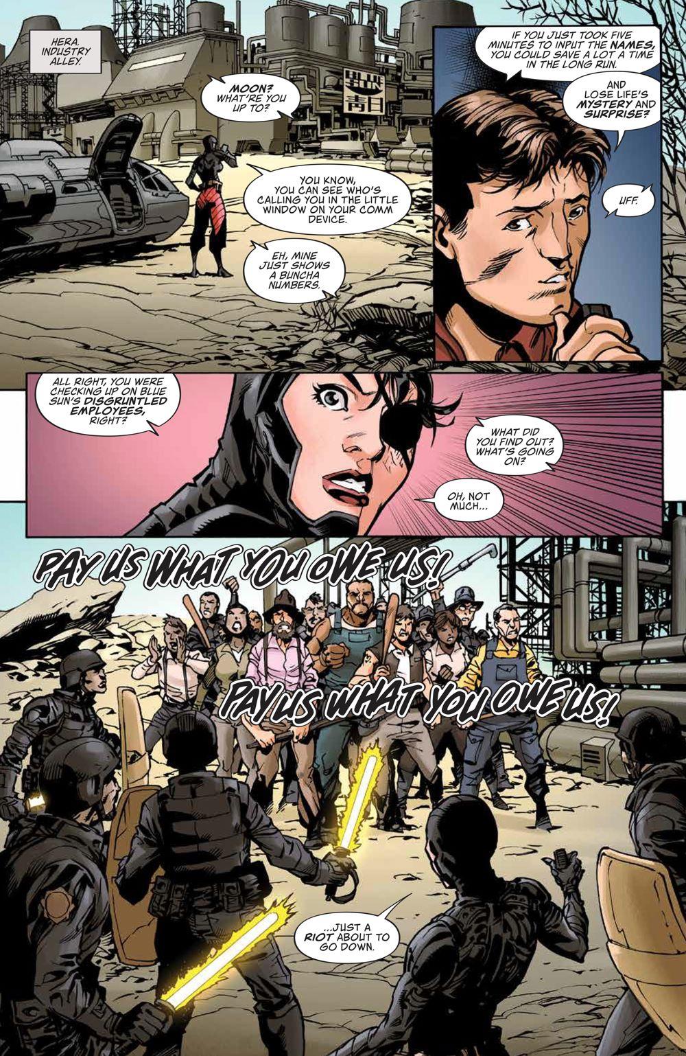 Firefly_NewSheriffVerse_v2_HC_PRESS_14 ComicList Previews: FIREFLY NEW SHERIFF IN THE 'VERSE VOLUME 2 HC