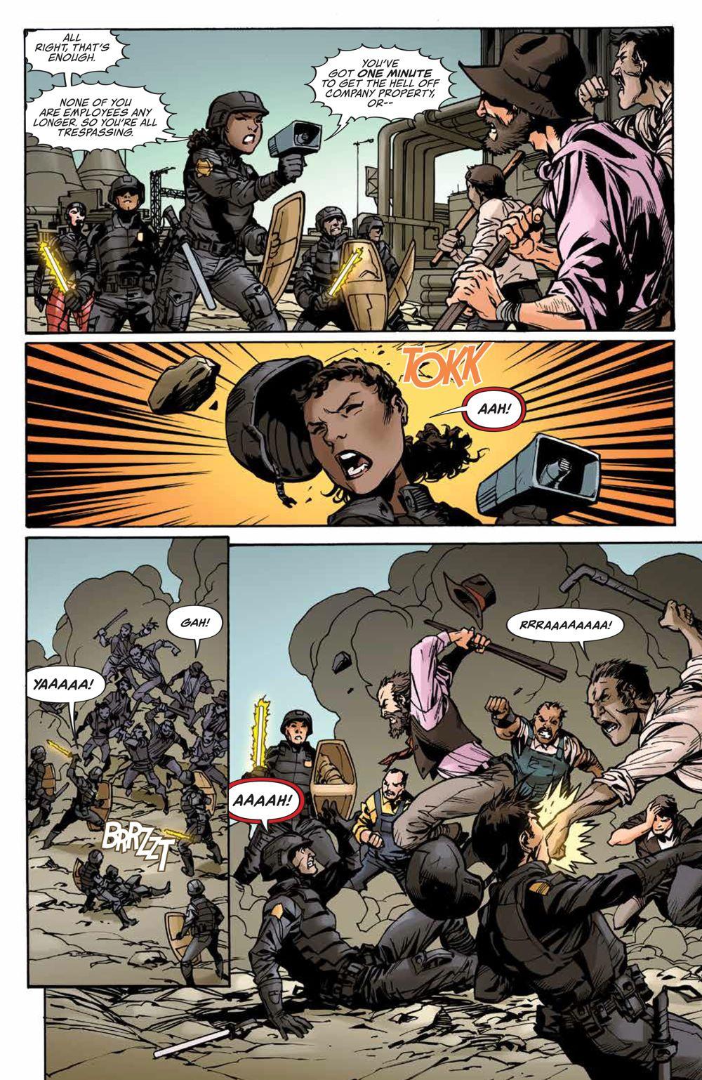 Firefly_NewSheriffVerse_v2_HC_PRESS_15 ComicList Previews: FIREFLY NEW SHERIFF IN THE 'VERSE VOLUME 2 HC