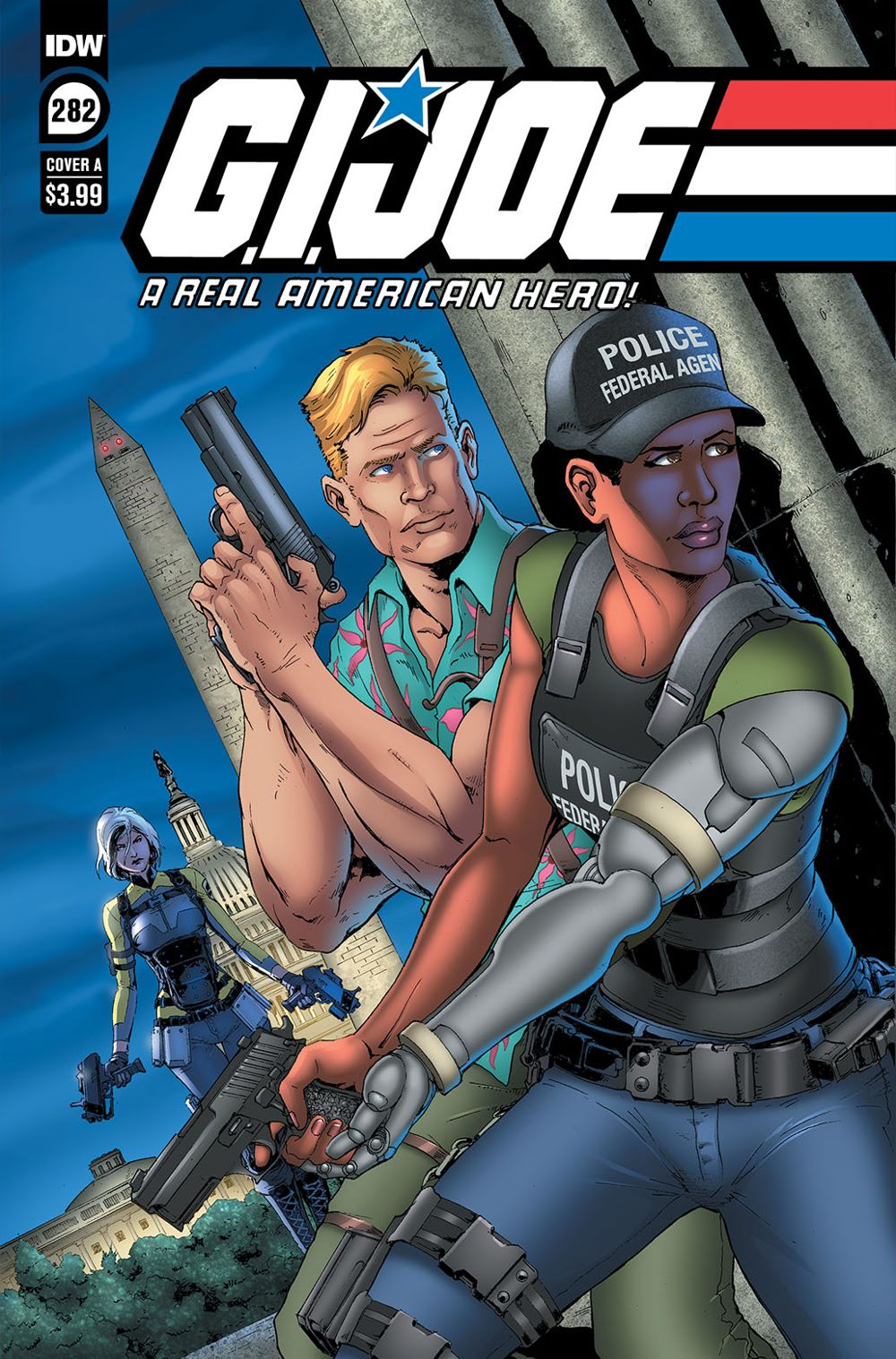 GIJoeRAH282-coverA-copy IDW Publishing April 2021 Solicitations