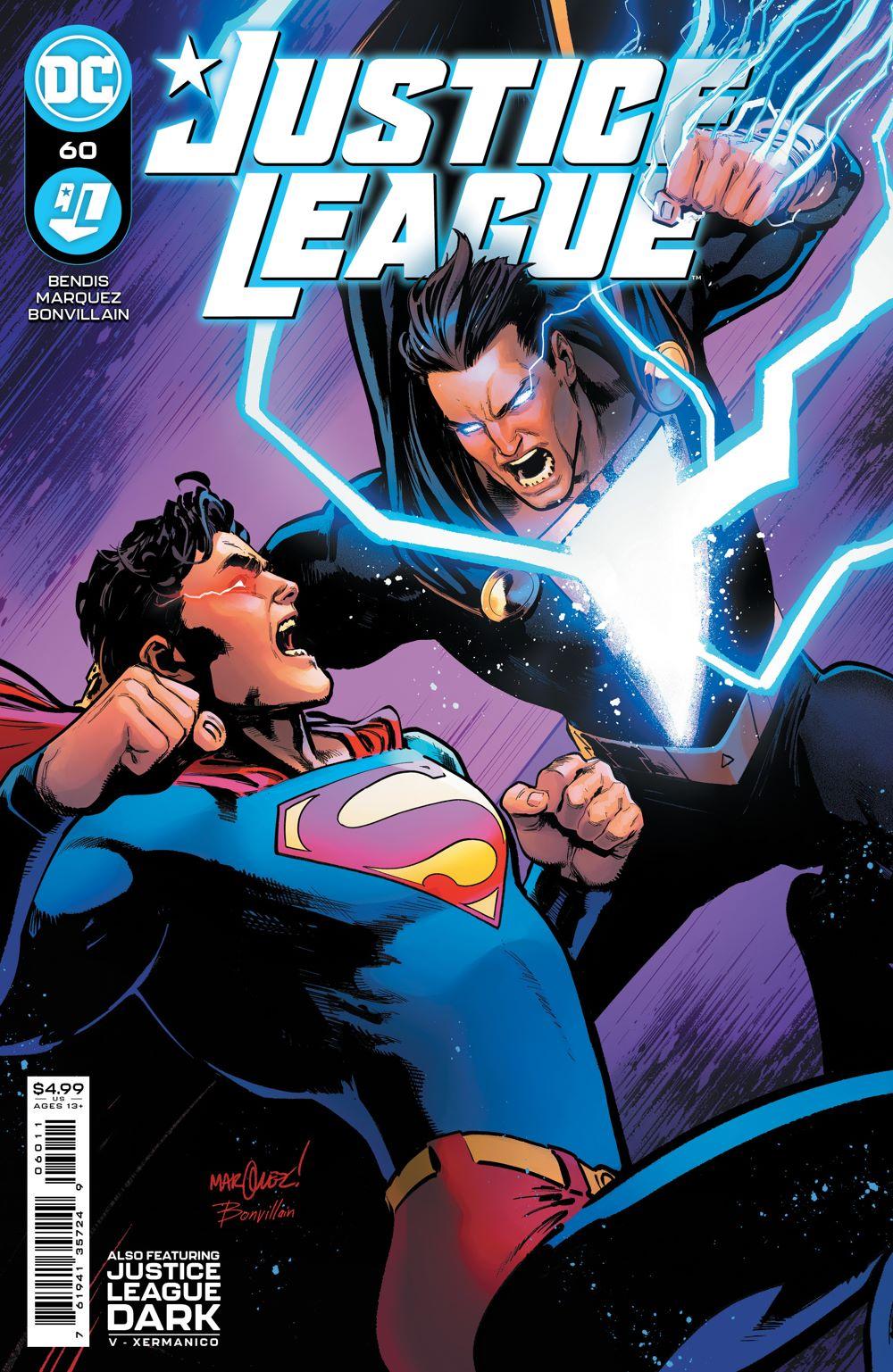JUSTICELEAGUE_Cv60 DC Comics April 2021 Solicitations