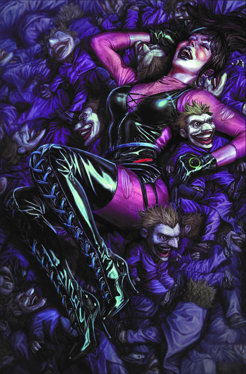 Joker-2_Variant_Bermejo DC Comics April 2021 Solicitations