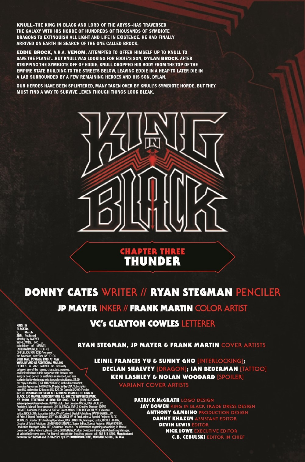 KINGINBLACK2020003_Preview-2 ComicList Previews: KING IN BLACK #3 (OF 5)