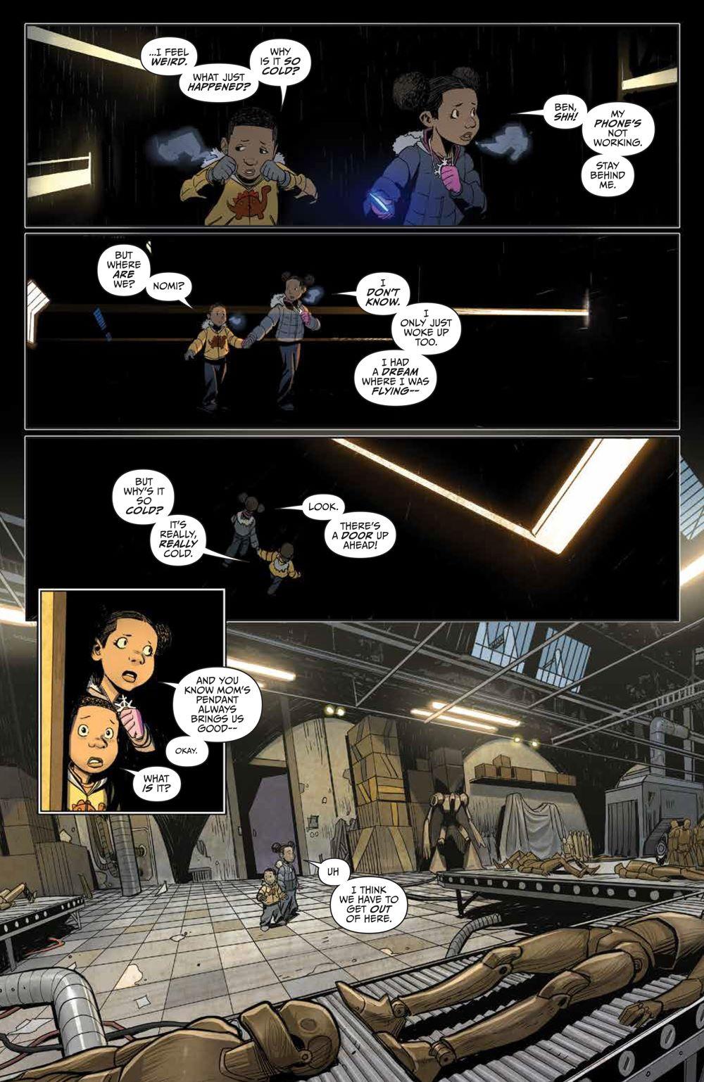 Klaus_NewAdventures_SC_PRESS_16 ComicList Previews: KLAUS THE NEW ADVENTURES OF SANTA CLAUS GN