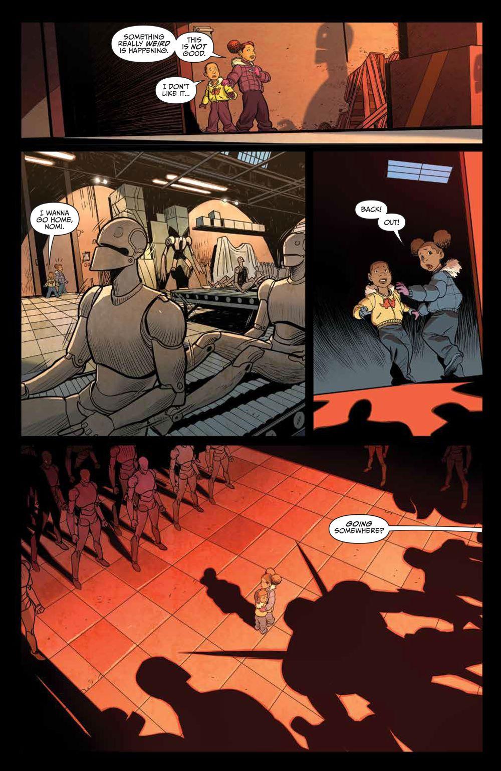 Klaus_NewAdventures_SC_PRESS_17 ComicList Previews: KLAUS THE NEW ADVENTURES OF SANTA CLAUS GN