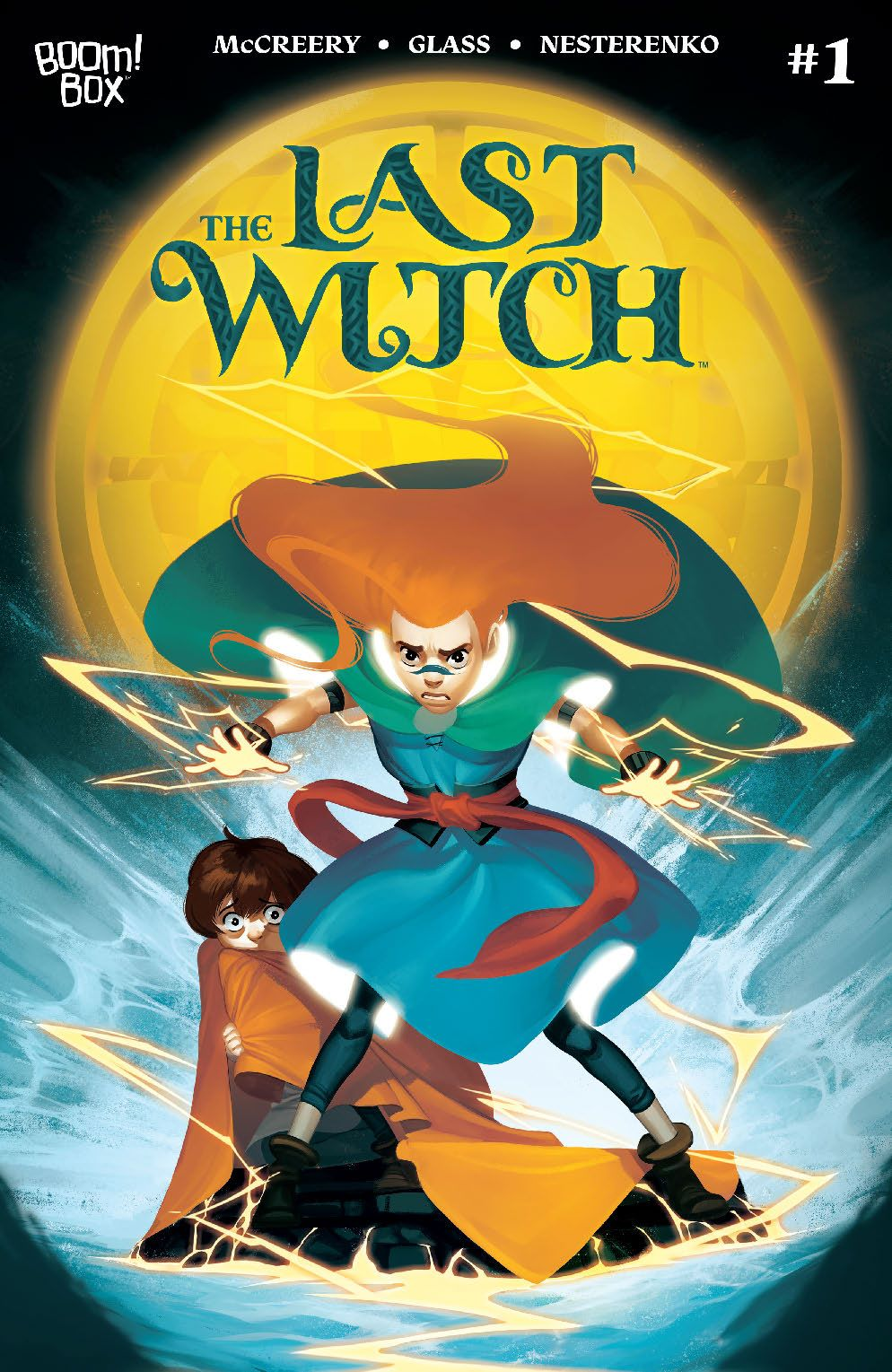 LastWitch_001_Cover_A_Main ComicList: BOOM! Studios New Releases for 01/06/2021