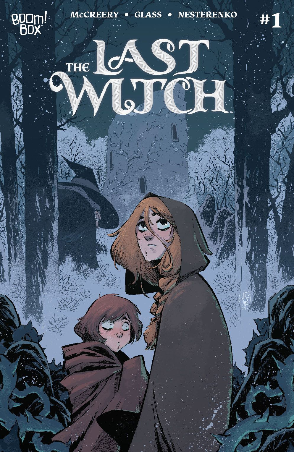 LastWitch_001_Cover_B_Variant ComicList: BOOM! Studios New Releases for 01/06/2021