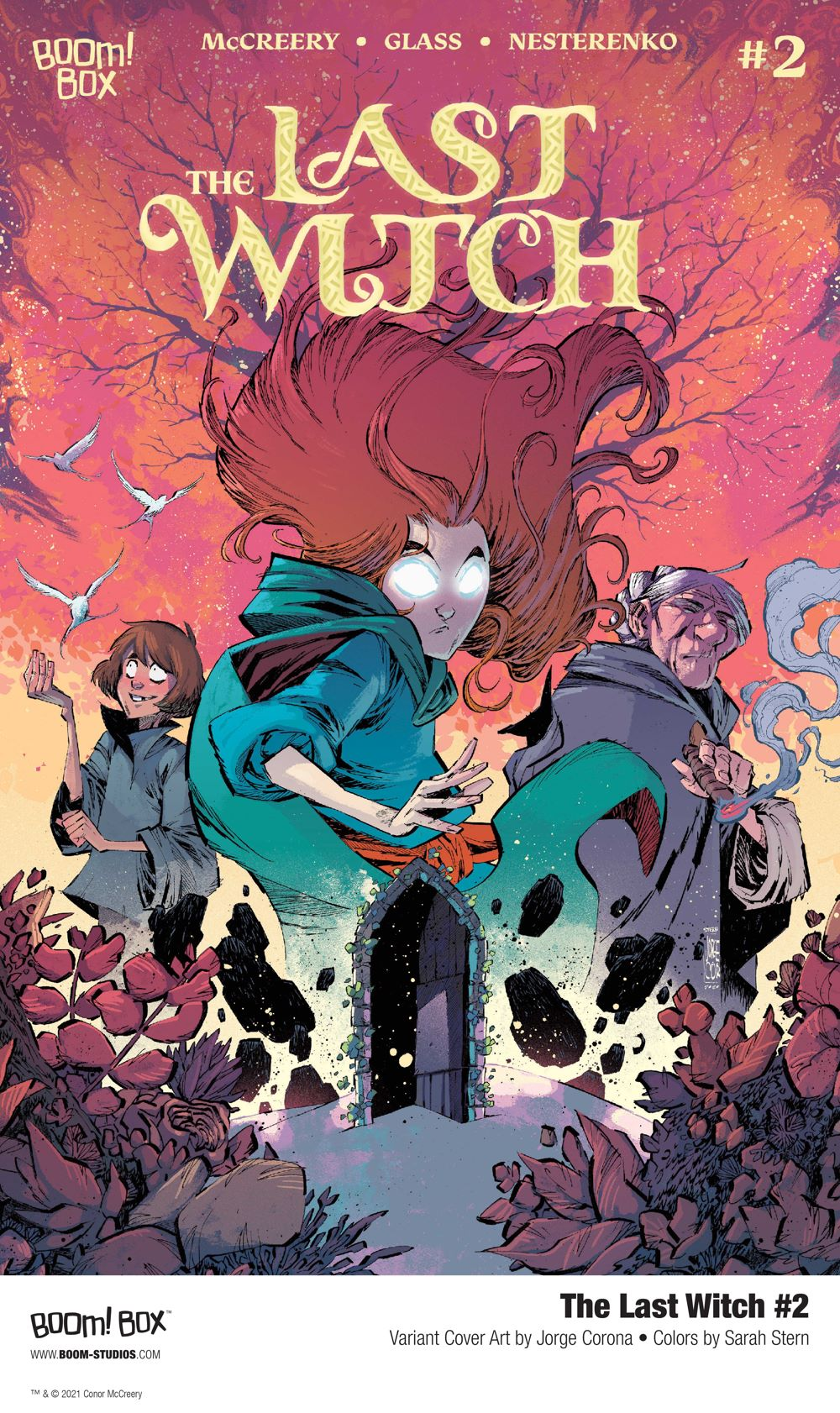 LastWitch_002_Cover_Variant_PROMO First Look at BOOM! Studios' THE LAST WITCH #2