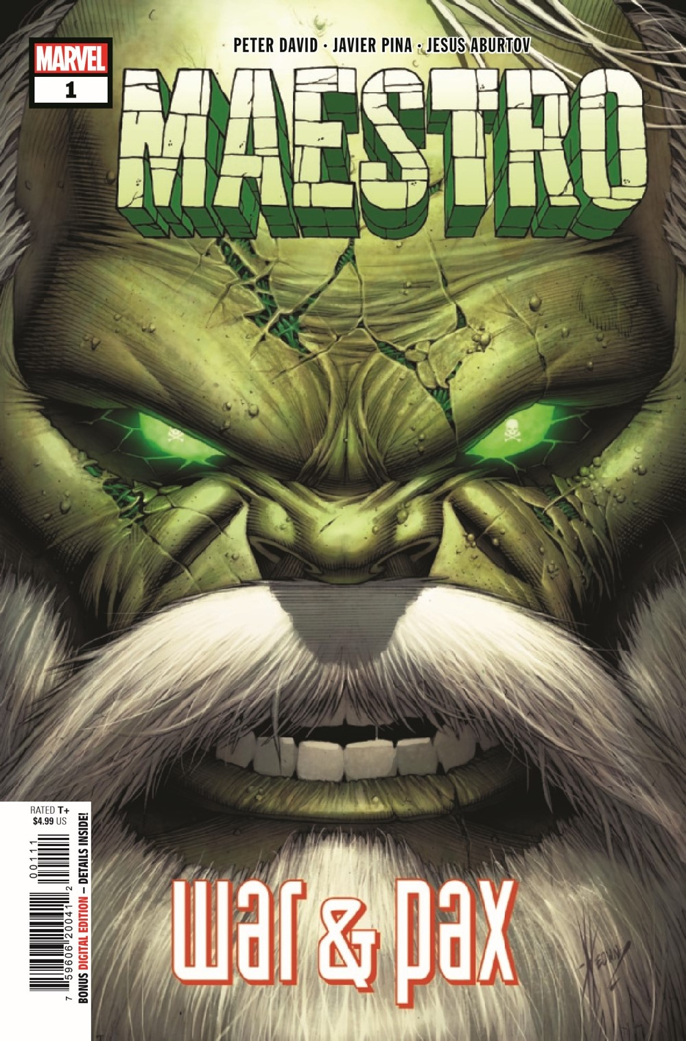 MAESTROWAP2021001_Preview-1 ComicList Previews: MAESTRO WAR AND PAX #1 (OF 5)