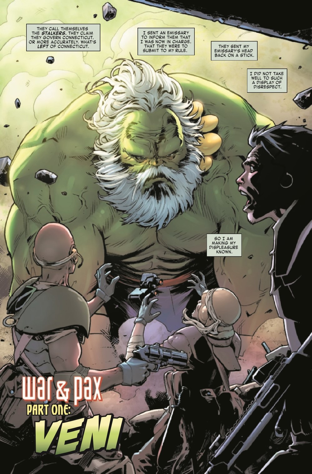 MAESTROWAP2021001_Preview-5 ComicList Previews: MAESTRO WAR AND PAX #1 (OF 5)